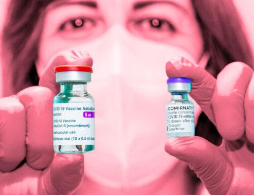 Mix di vaccini Covid-19: cosa dobbiamo sapere?